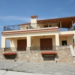 Villas zu Vermieten vor dem Strand in Poseidi Chalkidike