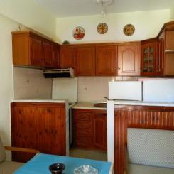 45 qm Wohnung in Chalkidike Poluchrono mit Blick aufs Meer