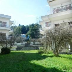 55 qm Wohnung ( Links )in Chalkidike Poluchrono vor dem Strand