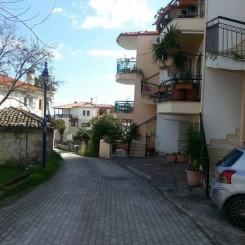 Wunderschöne Wohnung mit 48 qm in Chalkidike Poluchrono und schönen Blick aufs Meer