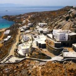 Luxus Villas auf der Insel Mykonos