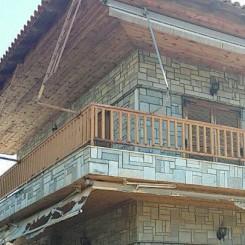 Geräumige Möblierte Ferienwohnung in Nea Plagia Chalkidiki mit 90 qm