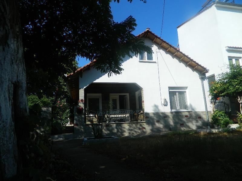 haus villa kaufen in drama griechenland id25607. Black Bedroom Furniture Sets. Home Design Ideas