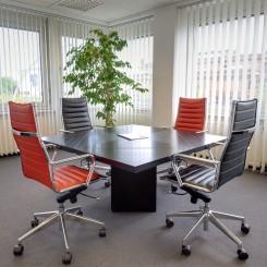 Besprechungs-, Schulungs-, Konferenzräume, Hamburger City, unmittelbare Nähe Hauptbahnhof und Alster