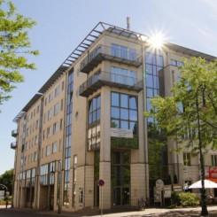 Provisionsfrei: voll ausgestattetes Büro mit Sekretariat in City-Lage