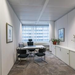 Provisionsfrei: Büros mit Bürosservice und Aussicht über Eschborn/Frankfurt