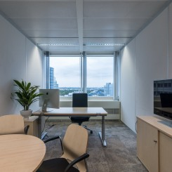 Provisionsfrei: Geschäftsadresse, Büros und Meetingräume mit tollem Ausblick