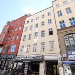 Coworking space bürogemeinschaft Arbeitsplatz am Rosenthaler Platz