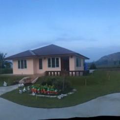 Modernes Haus in Thailand 110m² Haus + 9600m² Land