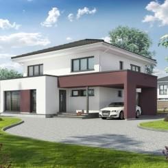 Danwood Fertigteilhäuser Standort Tirol