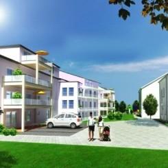 2-Zimmerwohnung mit gemütlicher Terrasse in Solingen-Ohligs