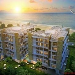 Herrliche Apartments,  nur 100 Meter zum Strand von Bang Saray von 27 bis 96 qm