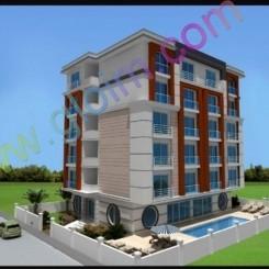 Projekt mit 30 tollen Einraumwohnungen (je 33.000 Euro) in der Sonne der Türkei !