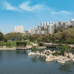 Lake View Apartment for sale In Bahcesehir