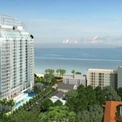 High End Meerblick-Apartments - nur 50 Meter vom schönen Sandstrand Pratumnak in Pattaya