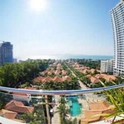 Lifestyle Apartments mit Seeblick in Strandnähe am ruhigen Pratumnak Hill in Pattaya