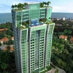 Gipfel des Erfolgs - die höchstgelegenen Apartments, Unglaublicher Panorama Meeresblick, ab 36  qm