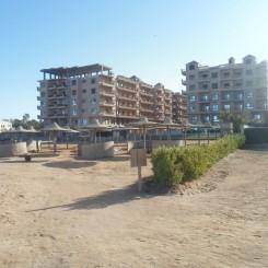 Exklusive und helle 2 Zimmer Wohnung mit privatem Strand direkt am Roten Meer
