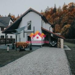 Gemütliches Ferienhaus am Waldrand mit großem Grundstück in Sibiu(Hermannstadt)