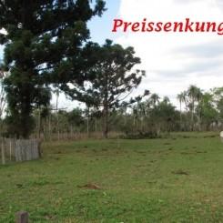 verkauf von 8,5 ha Teilgrundstück in  Paraguay