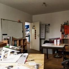 Helles, 20qm Büro in kreativer Bürogemeinschaft