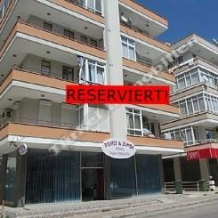 TÜRKEI ALANYA 3 Zi-Wohnung in Zentrum, 300m v. Kleopatra Strand
