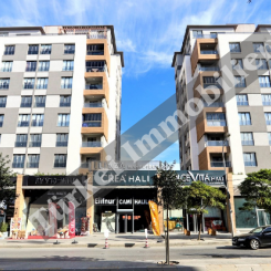 ISTANBUL (TÜRKIE) MAHMUTBEY CAD., LIVZA , 4 Zi-Wohnung, 138qm