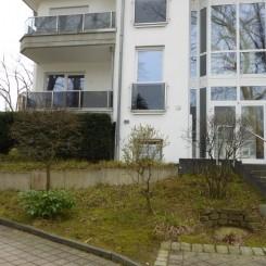 Schöne 3 Zi-Wohnung im Aachener Südviertel mit Garten und Balkon