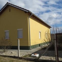 Neugebautes Haus