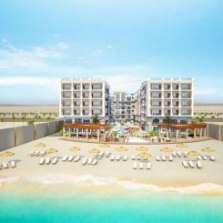 Ägypten Hurghada - Juliana Beach - 47m² Studio mit Privatstrand