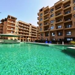 Ägypten Hurghada - Turtles Beach 3 Zimmer 84m²