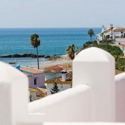 Penthouse direkt am Strand von Estepona