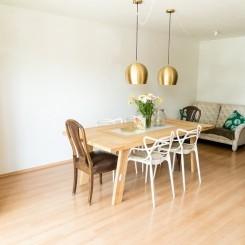 Stilvolle 4-Zimmer-Wohnung mit Balkon und Einbauküche in Dorfen