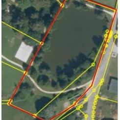 Verkaufe Grundstück mit Fischweiher, Gewässer, Teich in Alteglofsheim