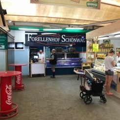 Fischladen in München-Sendling PROVISIONSFREI