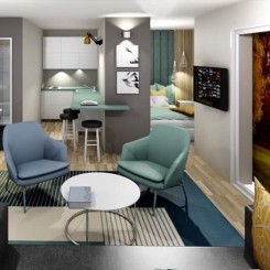Apartment in Kurort Cieplice - Polen. Verdiene 8% jährlich.