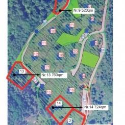 4 Baugrundstücke für Hütten in Norwegen