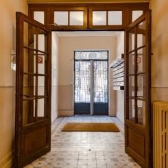 Côte d'Azur ruhige 3-Zimmer-Wohnung in Zentrum von Nizza