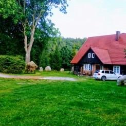 Historisches Anwesen 42.000 m2 mit Gutshaus aus 1794 unweit von Danzig