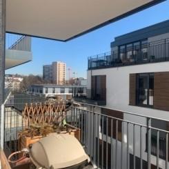 Außergewöhnliche Etagenwohnung mit 2 Zimmer im Milaneo - Stuttgart