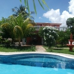 Karibik günstige sehr schöne Villa