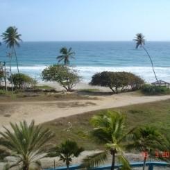 Karibik Wohnung direkt am Meer