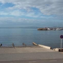 Palma Einzigartige Gelegenheit in der ersten Reihe von Cala Gamba, Mallorca