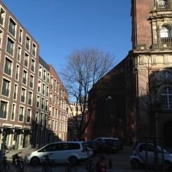 Seriöse Geschäftsadresse Hamburg City (ohne ein Büro zu mieten)