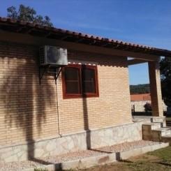 PARAGUAY: Haus mit eingezäuntem Grundstück in sicherem Areal / Privat-Barrio, Nähe Asu
