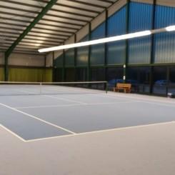 Sport- und Fitnesshalle