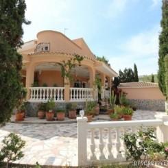 ***Villa im Raum Alicante - Muchamiel mit beheizbarem Swimmingpool!***