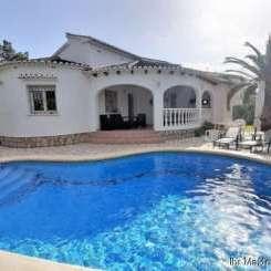 ***Sonnenverwöhnte Villa mit Privatpool, 3 Schlafzimmer, 2 Bäder nahe dem Strand***