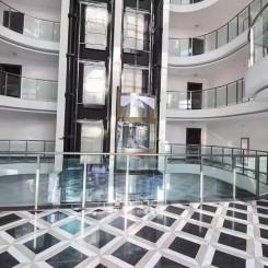 Luxus 1+1 Wohnung mit Pool und Garten in Alanya