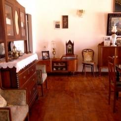 historisches Haus in Koroni Griechenland
